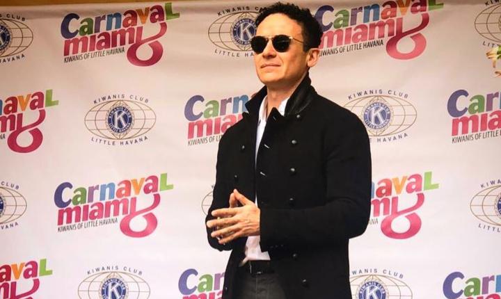 Fonseca nombrado Rey del Carnaval de Miami