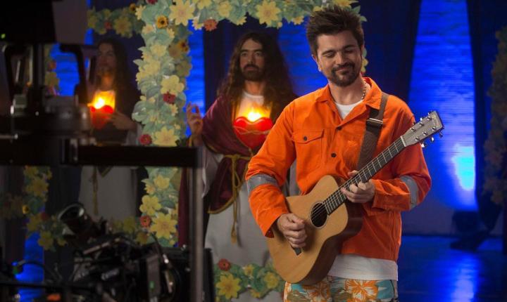 Juanes se deja influenciar por el vallenato en su nuevo sencillo 'La Plata'