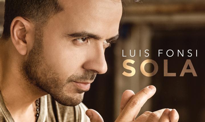 'Sola', el nuevo sencillo de Luis Fonsi