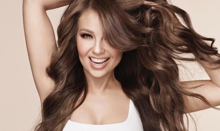 Thalía genera controversia en el lanzamiento de sus productos