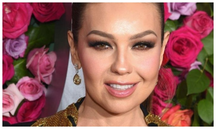 Thalía y su tratamiento especial para las arrugas