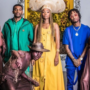 'Pa' Olvidarte' de ChocQuibTown logra Single de Oro en Colombia