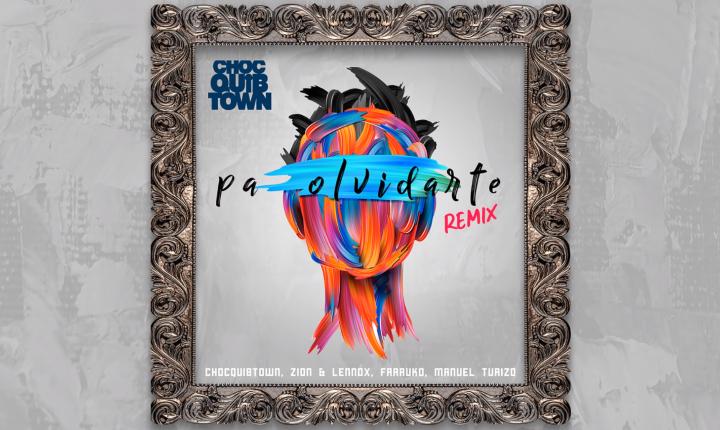 ChocQuibTown presenta la versión remix de su tema 'Pa' Olvidarte'