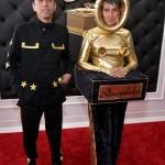 Hector Buitrago y Andrea Echeverri Premios Grammy 2019