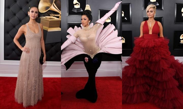 Los looks que se vieron en los Premios Grammy