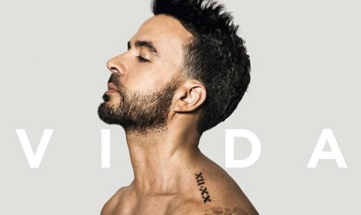'Vida', el nuevo álbum de Luis Fonsi