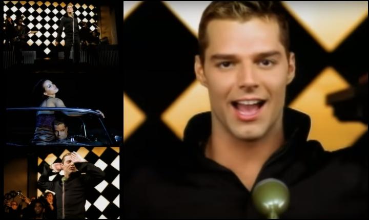 A 20 años de cómo Ricky Martin nos enseñó a vivir 'La Vida Loca'