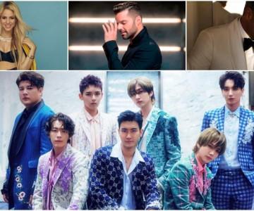Coreanos sueñan cantar con Shakira, Ricky Martin y Luis Miguel