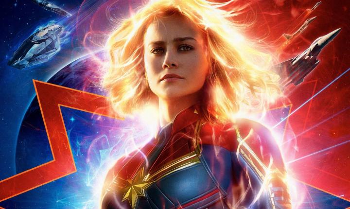 """5 razones que te hacen una """"súper mujer"""" a lo Capitana Marvel"""