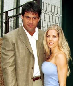 José y Jessica Canseco