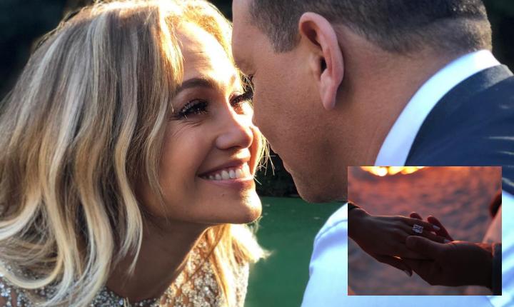 Los anillos de compromiso que ha tenido Jennifer López