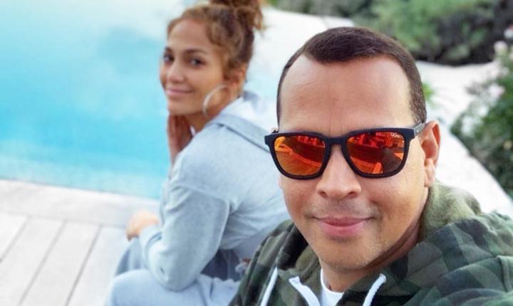 Alex Rodríguez reacciona ante viaje de JLo y Ben Affleck