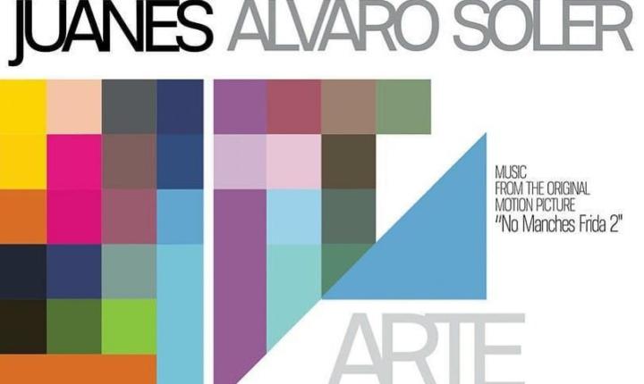 Juanes lanza 'Arte' junto a Álvaro Soler