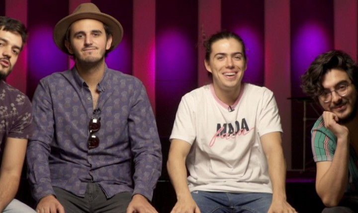 Morat, triunfando con pop latino a lo natural