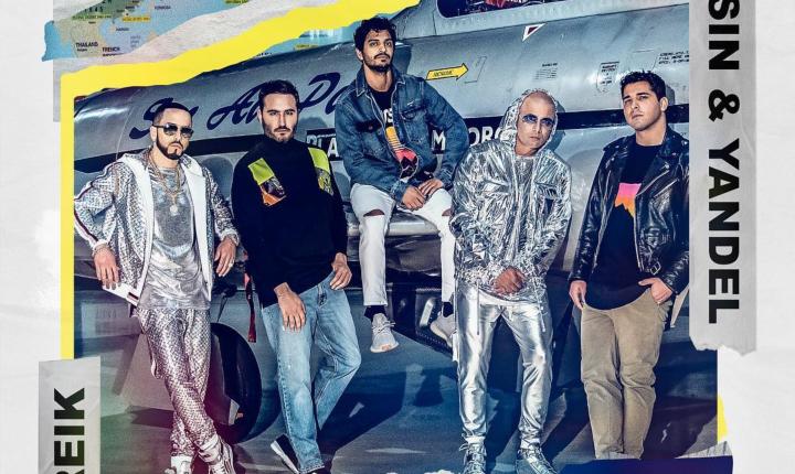 Reik estrena 'Duele' junto a Wisin y Yandel