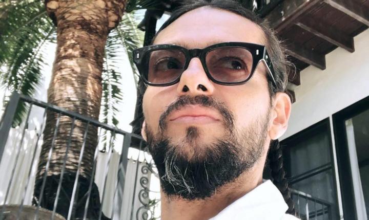 Draco Rosa celebra 5 años sin cáncer