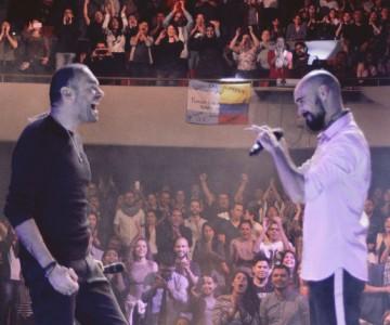 Santiago presenta su tema 'Estar Vivos', ahora con Abel Pintos