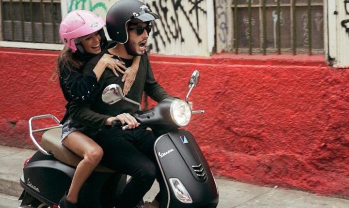 Sebastián Yatra vive una intensa historia de amor con 'Cristina'