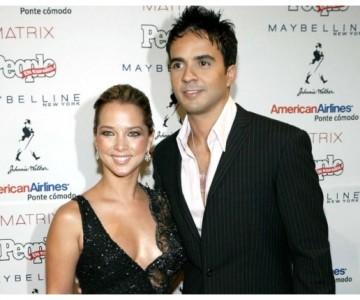 Luis Fonsi se reencuentra con su exesposa Adamari Lopez