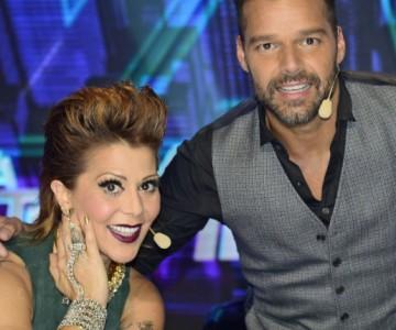 Salen a la luz detalles del romance entre Ricky Martin y Alejandra Guzmán