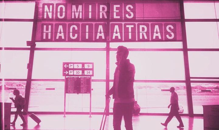 Alex Ubago lanza nueva colaboración: 'No Mires Hacia Atrás'