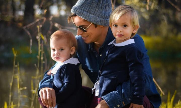 Carlos Baute anuncia que se convertirá en padre nuevamente