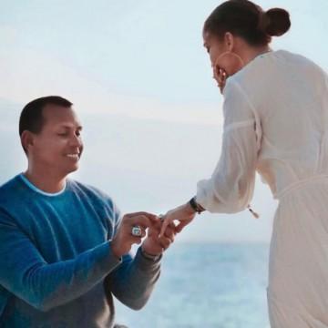 Jennifer López revela detalles de su boda con Alex Rodríguez