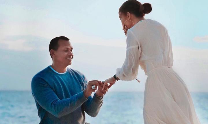 ¿Jennifer López canceló su matrimonio?