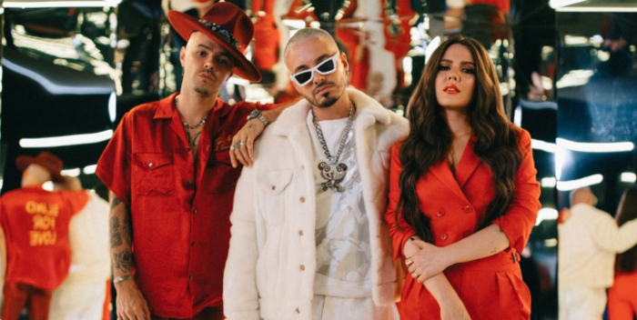 Jesse & Joy ft. J Balvin