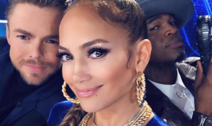 Acusan a Jennifer López de plagio por show de baile
