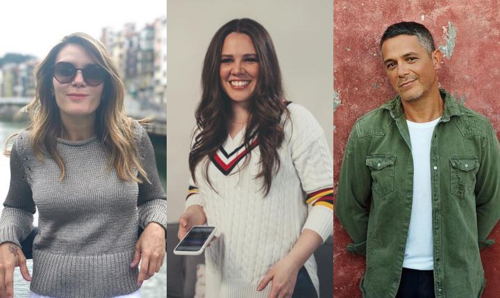 Kany García y Alejandro Sanz expresan su apoyo a Joy