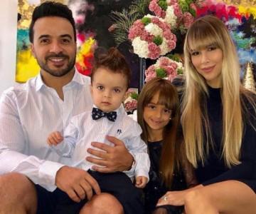 Luis Fonsi defiende a sus hijos de críticas en redes