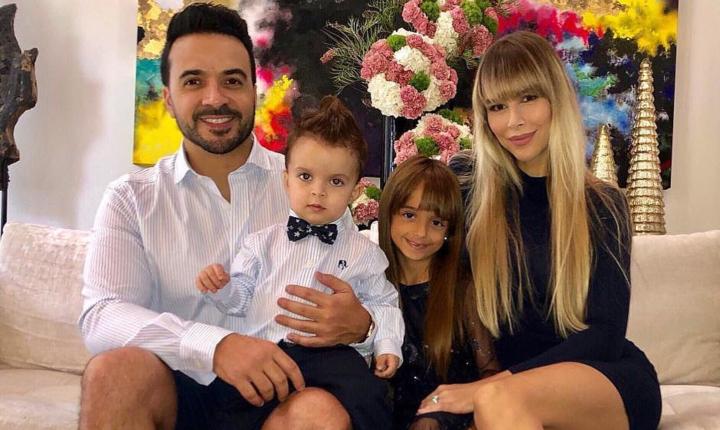 Con foto junto a su hijo, Luis Fonsi enternece las redes