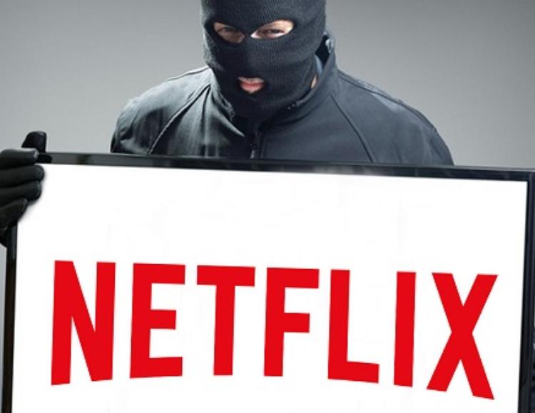 Así te roban tus datos usando a Netflix