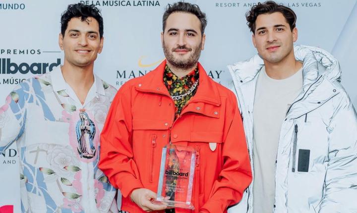 Ganadores Radio Tiempo de los Latin Billboard 2019