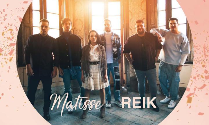 Reik colabora con Matisse para estrenar 'Eres Tú'