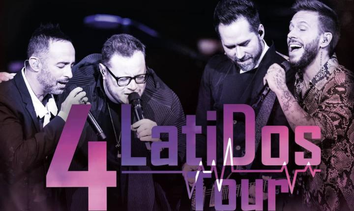 Camila y Sin Bandera estrenan CD+DVD de su 4 LatiDos Tour