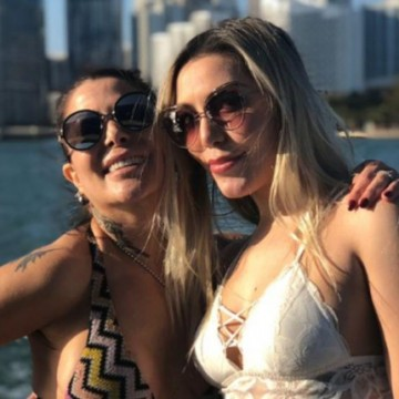 Hija de Alejandra Guzmán afirma que su madre sí sale con su ex