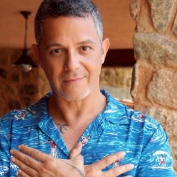 Así celebró Alejandro Sanz los 22 años de 'Corazón Partío'