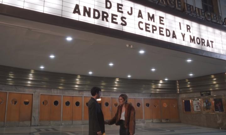Andrés Cepeda y Morat estrenan video de 'Déjame Ir'