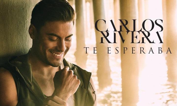 Carlos Rivera lanza su romántico sencillo 'Te Esperaba'
