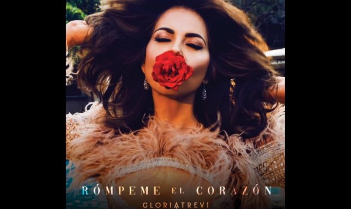 Gloria Trevi regresa con 'Rómpeme El Corazón'