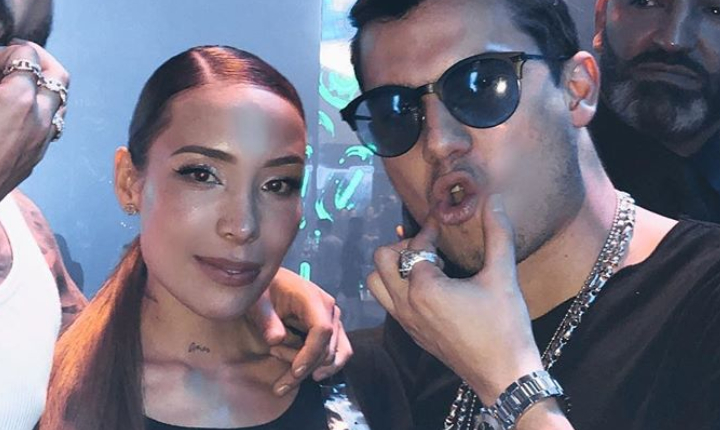 Pipe Bueno y Luisa Fernanda W aclaran rumores