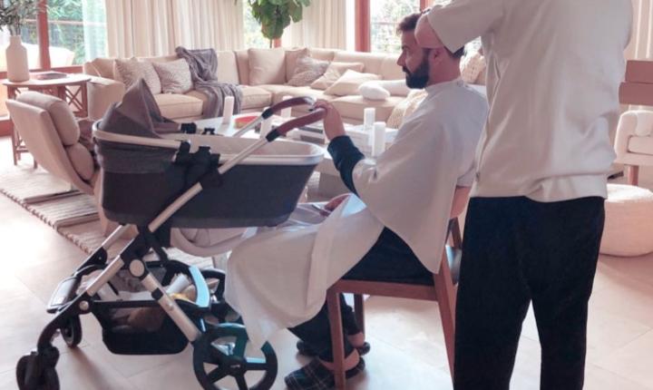 Ricky Martin enternece las redes con foto de su hija