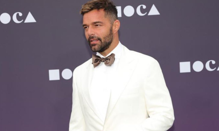Ricky Martin encabezará Desfile Nacional Puertorriqueño en Nueva York