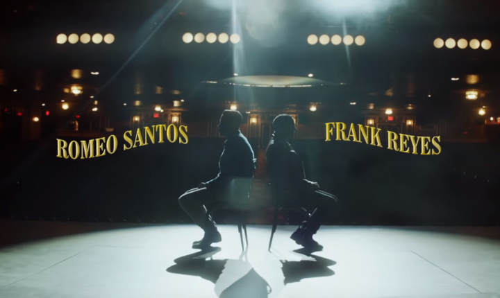 Romeo Santos y Frank Reyes se enamoran de la misma mujer en 'Payasos'