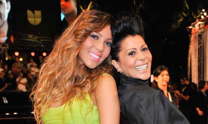 Alejandra Guzmán y su hija ahora son rivales en la música