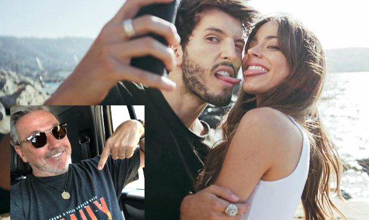 ¡Sebastián Yatra y Tini son novios! Ricardo Montaner lo confirma