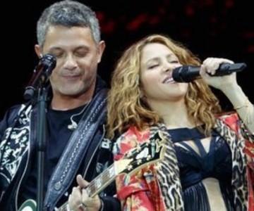 Shakira, la sorpresa de Alejandro Sanz en Barcelona