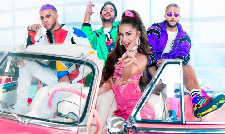 Cali y El Dandee estrenan 'Sólo Mía' junto a Greeicy y Jhay Cortez
